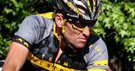 Platz 23. nach Sturz bei der Triathlon-Cross-WM auf Hawaii: Lance Armstrong - Foto: Jeff Namba