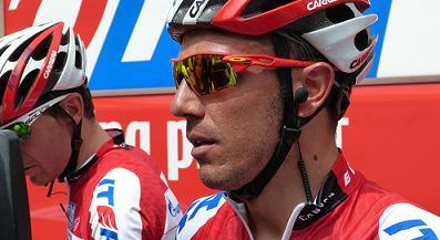 Etappensieger bei Tirreno-Adriatico: Joaquim Rodriguez (Katusha) - Foto: Natalie Muir