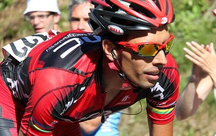 Nach schweren Sturz notoperiert: Alessandro Ballan (BMC Racing) - Foto: Sjar Adona