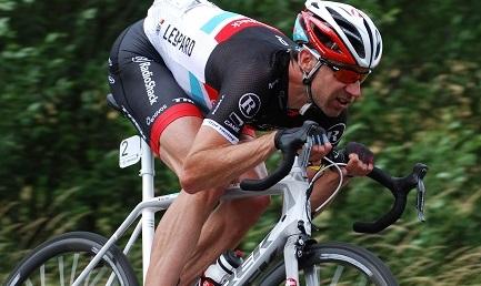 Gewinnt auch mit 41 noch Rennen: Jens Voigt (RadioShack-Leopard) - Foto: Christopher Jobb / www.christopherjobb.de