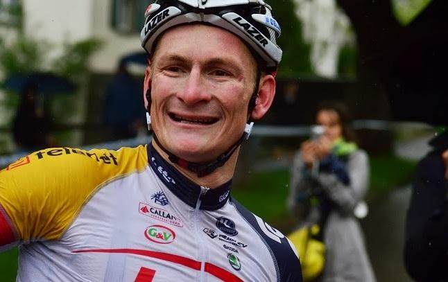 Durfte bei der 100. Tour de France über seinen insgesamt fünften Etappensieg jubeln: André Greipel (Lotto-Belisol) - Foto: Christopher Jobb / www.christopherjobb.de