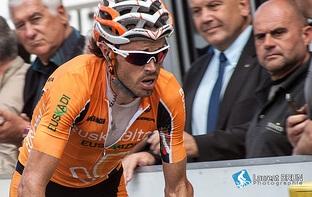Etappensieger beim Critérium du Dauphiné 2013: Samuel Sanchez (Euskaltel-Euskai) - Foto: Laurent Brun