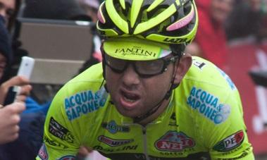 Zweiter Dopingsünder des 96. Giro d'Italia: Mauro Santambrogio (Vini Fantini-Selle Italia) - Foto: Laurent Brun