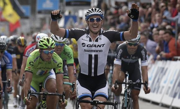 John Degenkolb gewinnt Gent - Wevelgem 2014