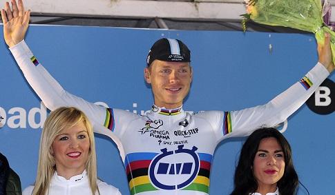 Zweifacher Etappensieger im Baskenland: Tony Martin