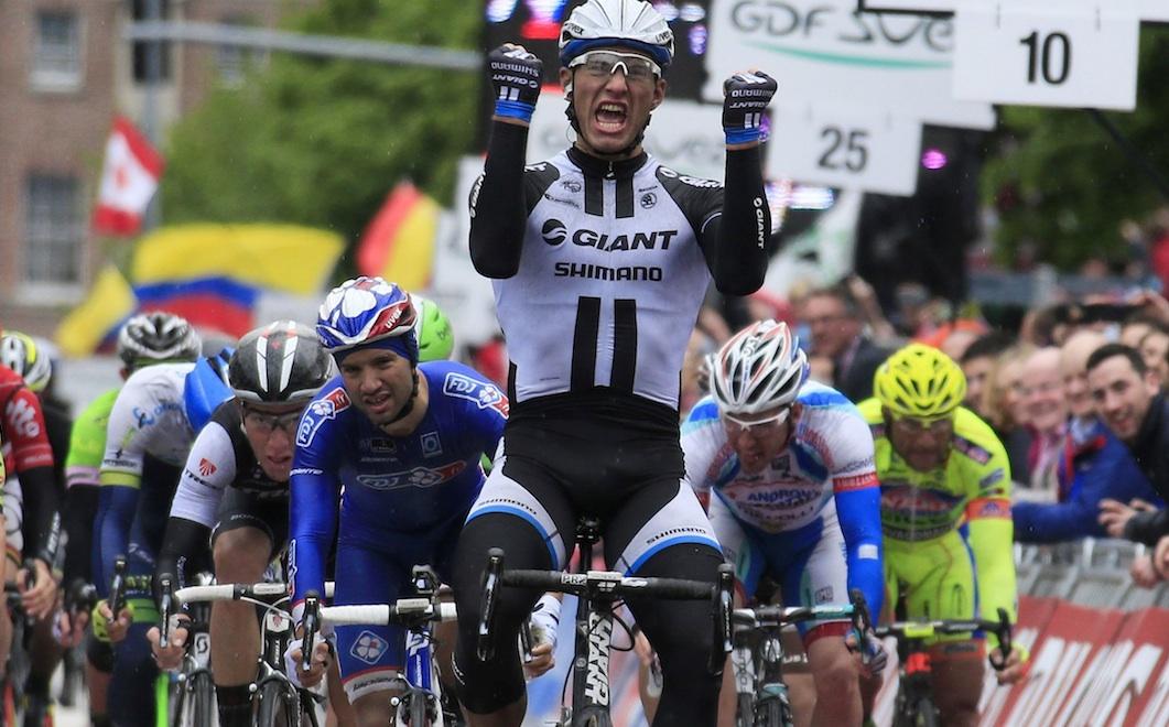 Marcel Kittel beim Giro d 'Italia
