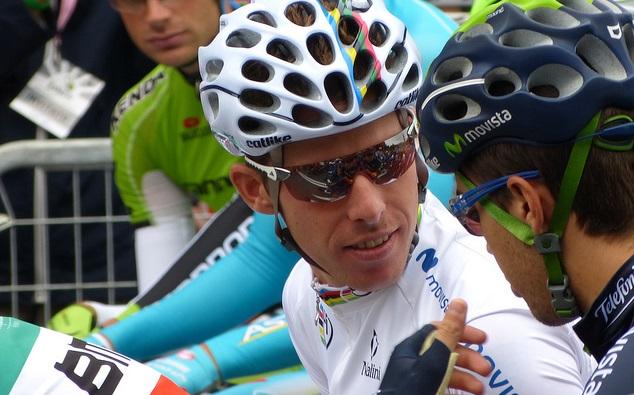 Straßen-Weltmeister Rui Costa
