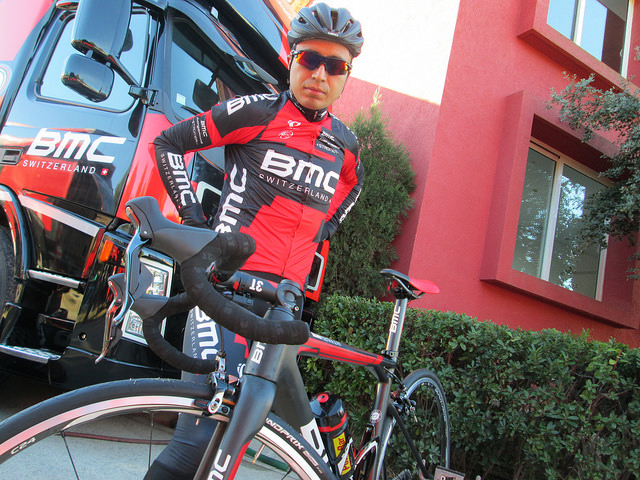 Aarwin Atapuma vom BMC-Racing-Team