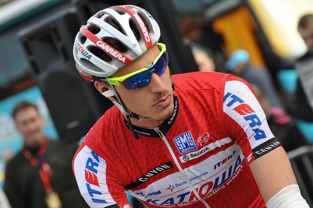 Rüdiger Selig vom Team Katusha