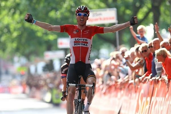 Marcel Sieberg gewinnt den Sparkassen Giro 2015
