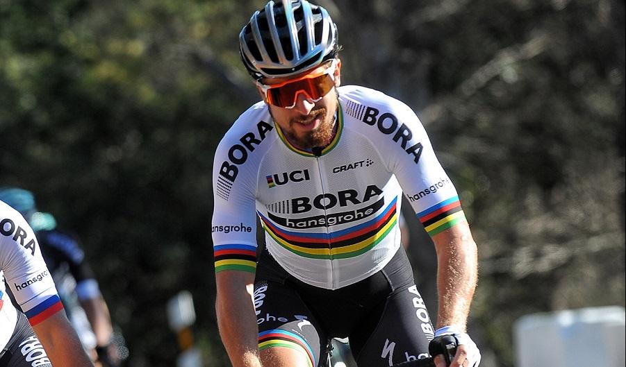 Weltmeister Peter Sagan vom Team Bora-hansgrohe