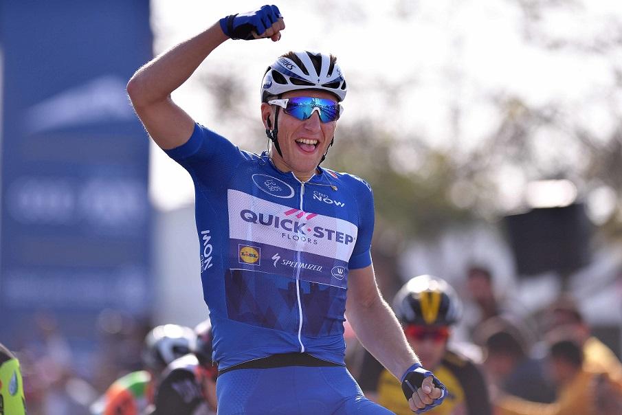 Marcel Kittel gewinnt auch die zweite Etappe der Dubai Tour 2017