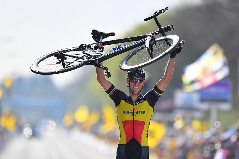 Gewinner der 101. Flandern-Rundfahrt: Philippe Gilbert (Quick-Step Floors)
