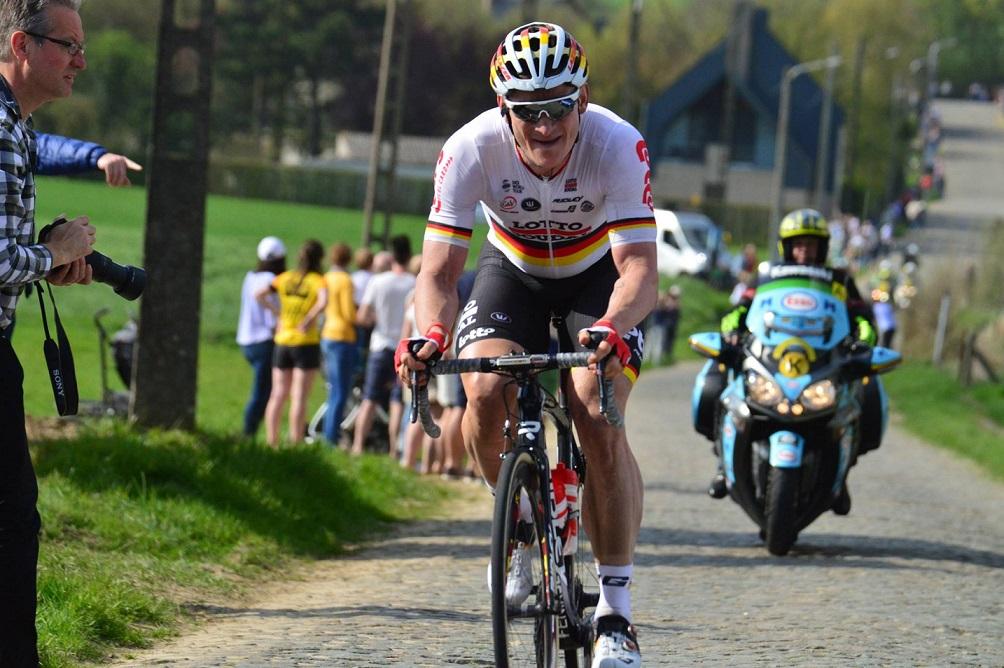 André Greipel aus dem Team Lotto Soudal