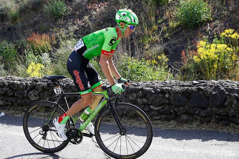 Pierre Roland (Cannondale-Drapac) beim 100. Giro d'Italia