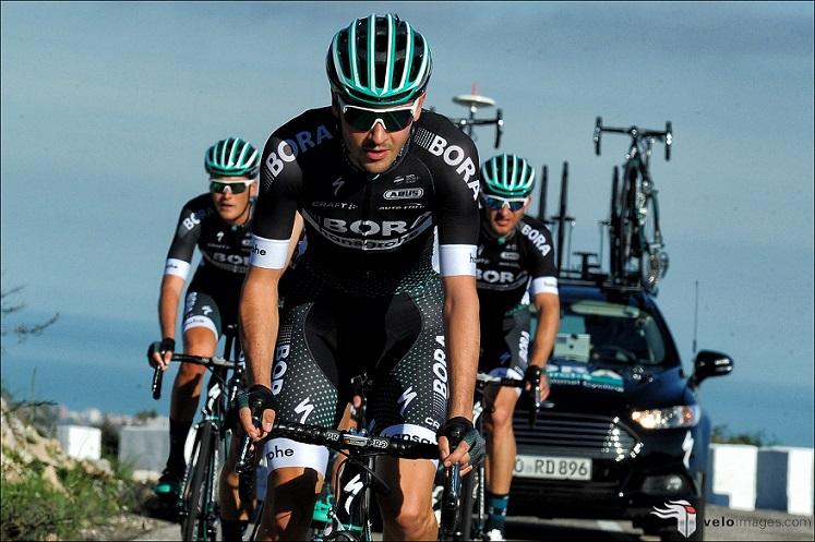 Auftakt-Fünfter beim 69. Critérium du Dauphiné: Emanuel Buchmann (Bora-hansgrohe) - Foto: © BORA - hansgrohe / VeloImages