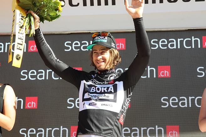 Zweifacher Etappensieger und Gewinner der Punktewertung bei der Tour de France: Peter Sagan (Bora-hansgrohe) - Foto: © BORA-hansgrohe / Stiehl Photography