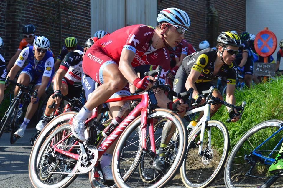 Wartet weiter auf seinen ersten Saisonerfolg im Zeitfahren: Tony Martin (Katusha-Alpecin)