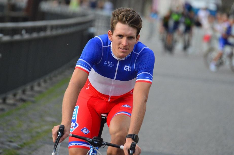 Erster französischer Etappensieger der 104. Tour de France: Arnaud Démare (FDJ) - Foto: Christopher Jobb / www.christopherjobb.de