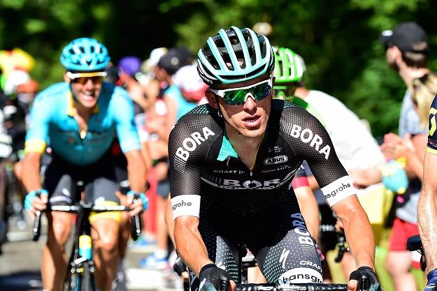 Auch Rafal Majka (Bora-hansgrohe) muss die 104. Tour de France vorzeitig beenden - Foto: © BORA-hansgrohe / Stiehl Photography