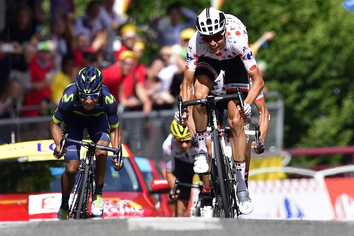 Vieter französischer Etappensieger der Tour de France 2017: Warren Barguil (Sunweb) - Foto: © Cor Vos / Team Sunweb