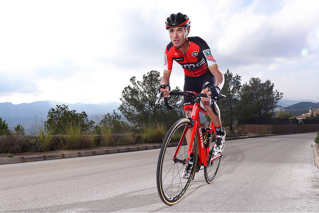 Ist nach einem positiven Dopingtest vorerst suspendiert: Samuel Sanchez (BMC) -Foto: © Tim De Waele/TDWsport.com / BMC Racing Team / Lizenzbedingungen: 2.0 Generic (CC BY-NC-ND 2.0)