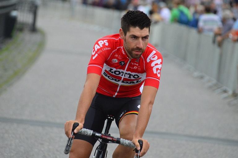Hat nun Etappensiege bei Giro, Tour und Vuelta in seiner Palmarès: Thomas De Gendt (Lotto Soudal) - Foto: Christopher Jobb / www.christopherjobb.de