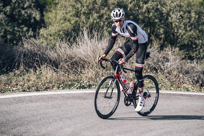 """Wünscht sich eine schnelle Entscheidung der UCI in der Doping-Causa """"Froome"""": Sunweb-Kapitän Tom Dumoulin - Foto: © Team Sunweb"""