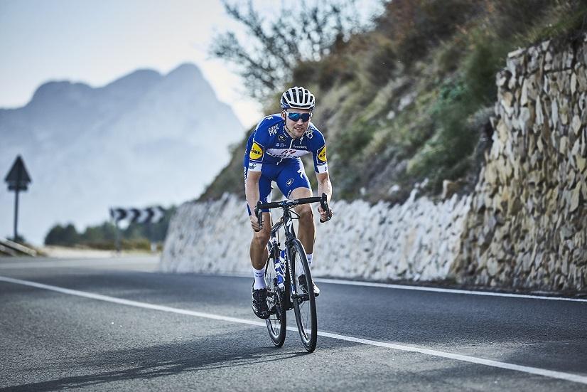 Sieger der 18. Etappe beim 101. Giro d'Italia: Maximilian Schachmann (Quick-Step Floors) - Foto: © Sigfrid Eggers