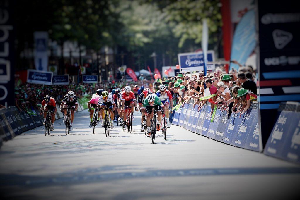 Elia Viviani sprintet auch bei den 23. Hamburger Cyclassics zum Sieg - Foto: © Tana Hell / Instagram: @bytanahell