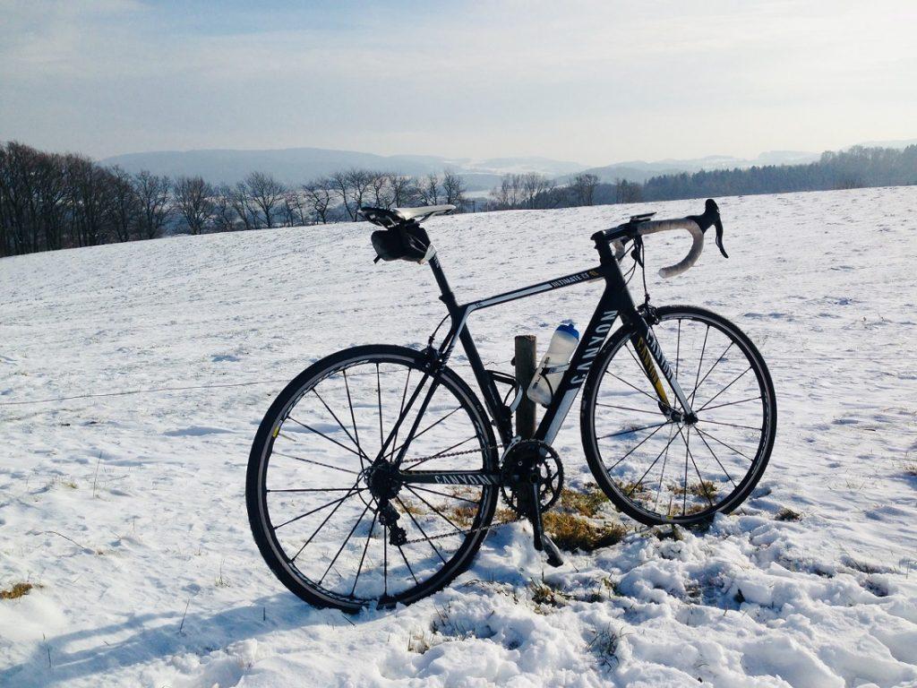 Radsport im Winter - Foto: radsportkompakt.de
