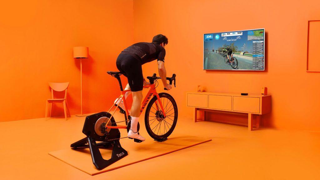 Beliebt bei Profis und Hobbyradlern: Training mit Zwift - Foto: Zwift